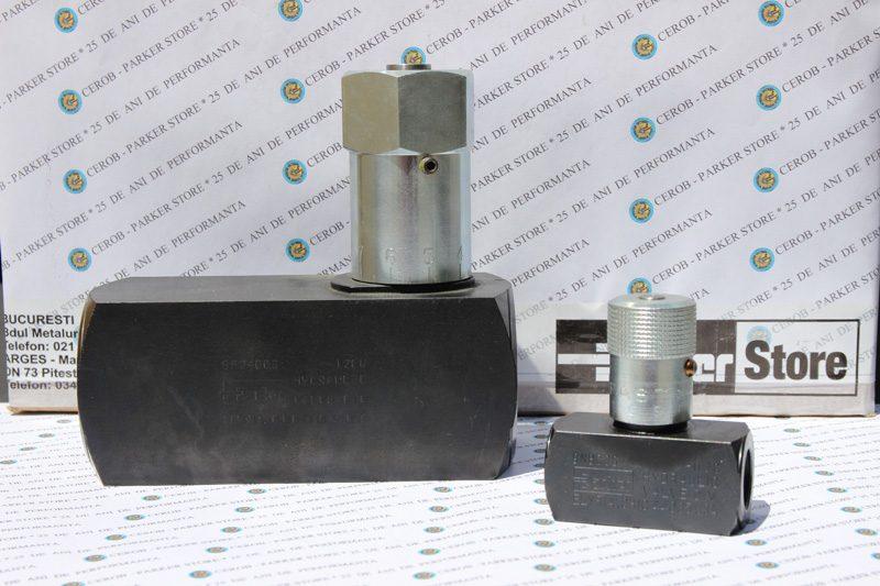 Drosel hidraulic 9F