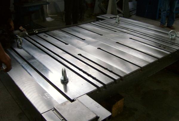 Confecții Metalice pentru Domeniul Industrial